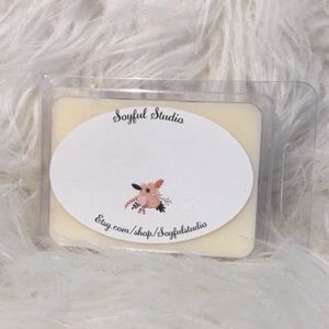 10 wax melts-pick your scents from list in photos!